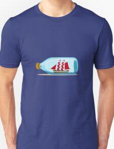 Ship in a bottle T-Shirt