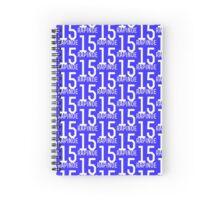 Megan Rapinoe #15 Spiral Notebook