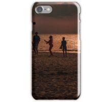 Fun At Beach iPhone Case/Skin