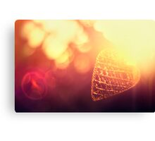 Sunkissed Wednesday  Canvas Print