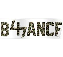 B47ANCE military Poster