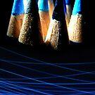 Blue Point Break by fischer