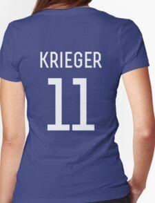 Ali Krieger #11 Womens Fitted T-Shirt