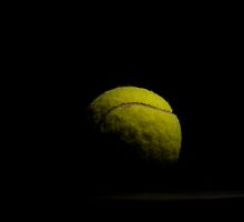 Tennis Ball by Paul Benjamin