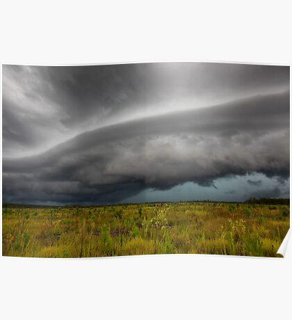 Tin Can Bay Storm Poster
