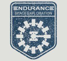 vintage Endurance stamped (dark print) by BGWdesigns