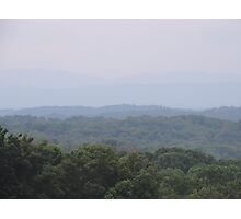 Great Smoky Mountains Photographic Print