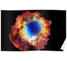 The Eye Of Jupiter  Poster
