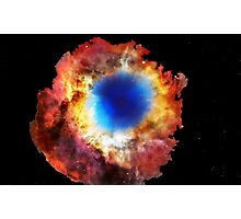 The Eye Of Jupiter  Photographic Print