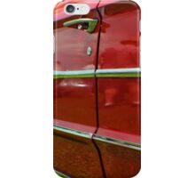 Chrome lines iPhone Case/Skin