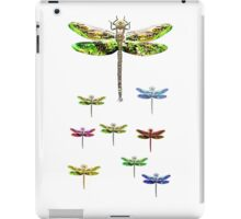 dragonfly squadron iPad Case/Skin