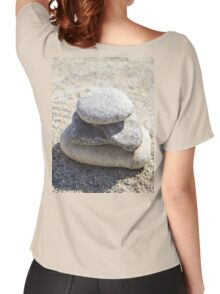 Stone Women's Relaxed Fit T-Shirt