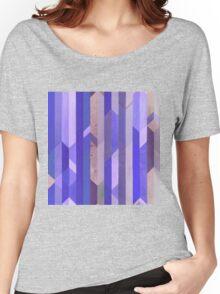 Wooden pattern Women's Relaxed Fit T-Shirt