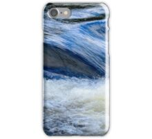 Water Over Granite iPhone Case/Skin