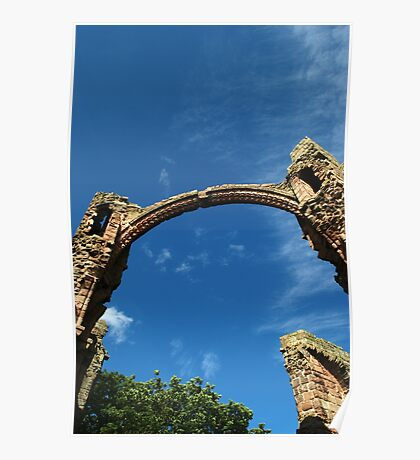 Stone Arch Poster