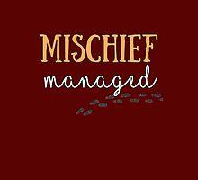 Mischief Managed by Idnis