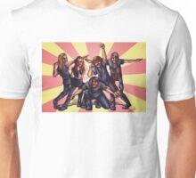 Ginyuklok (with background) Unisex T-Shirt