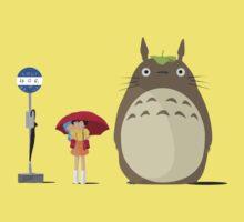 Tonari No Totoro Kids Tee