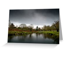 Bradgate Park, Leicestershire Greeting Card