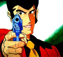 lupin by intotheart