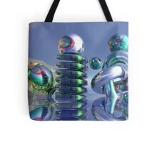 Glass sculptures Tote Bag