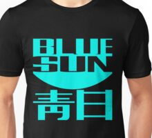 Firefly: Blue Sun for Dark Backgrounds Unisex T-Shirt