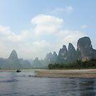 Li River by Susan Moss