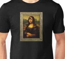 Mona Lisa Time Unisex T-Shirt