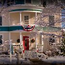 Home for the Holidays by Monica M. Scanlan
