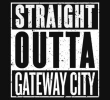 Straight Outta Gateway City Kids Clothes