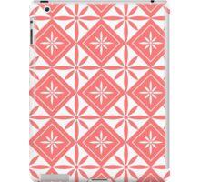 Pink 1950s Inspired Diamonds iPad Case/Skin