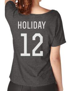 Lauren Holiday #12 Women's Relaxed Fit T-Shirt
