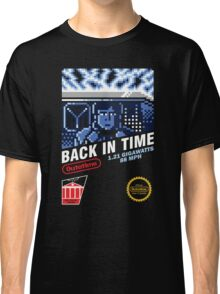 Back in Time Classic T-Shirt