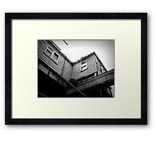 Stanley Dock, Liverpool Framed Print