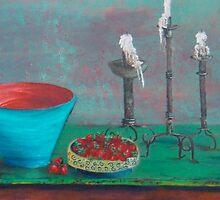 The Green Table by Gigi Guimbeau
