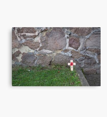 Poppy Day Canvas Print