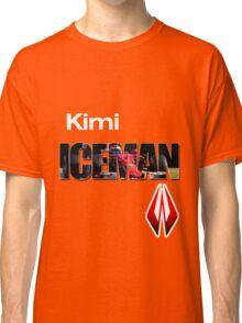 Kimi Raikkonen Iceman Shirt Classic T-Shirt