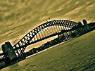 Sydney Harbour Bridge (HDR) by kutayk