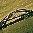 Sydney Harbour Bridge (HDR) by kutayk