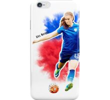 USWNT IPhone Case (Alex Morgan) iPhone Case/Skin