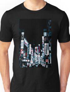 Kabukicho's Signs Unisex T-Shirt