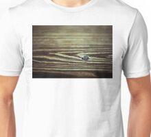 Wood Grain Texture Unisex T-Shirt