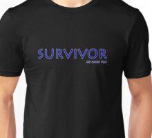 Survivor of man flu Unisex T-Shirt