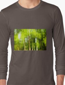 Trees in Motion Long Sleeve T-Shirt