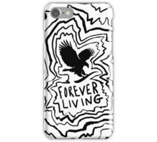 Forever Living: Black and White iPhone Case/Skin