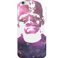 Galaxy Boris Karloff Frankenstein iPhone Case/Skin