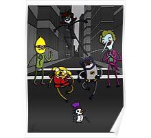 Batfinn and the Dog Wonder Poster