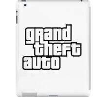 GTA iPad Case/Skin