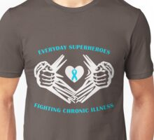 Chronic Illness Heroes Unisex T-Shirt