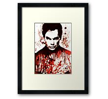 Dexter Framed Print